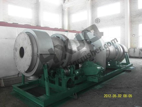 calcinating rotary kiln