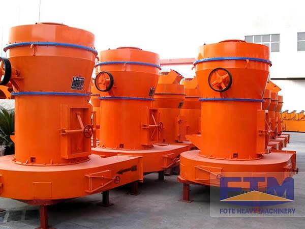 raymond mill environmental protection development